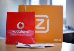Ziggo en Vodafone zijn gefuseerd