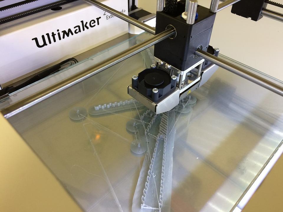 3D printen zorgt voor daling in wereldhandel