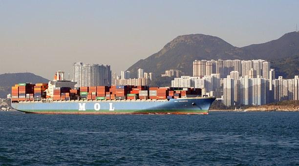 Tweede Maasvlakte positief voor containerschepen