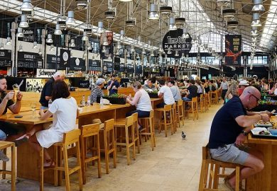 Markthallen een economisch succes
