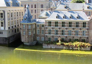 Den Haag kiest nieuwe bewindslieden