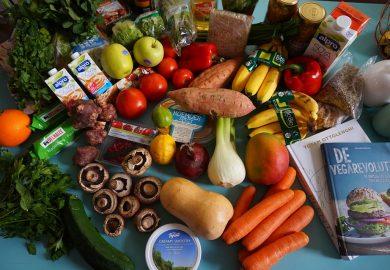 Btw op groente en fruit moet verdwijnen