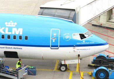 KLM laat sterkere groei zien dan AIR France