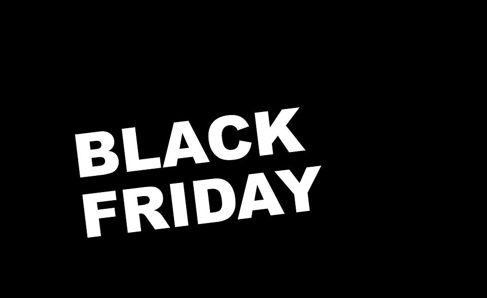 Een vijfde meer pinbetalingen tijdens Black Friday