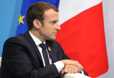 Verhoging van minimumloon aangevraagd door Macron