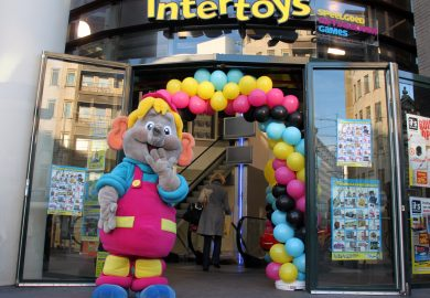 'Kerstacties' ALDI, LIDL en Kruidvat funest voor Intertoys