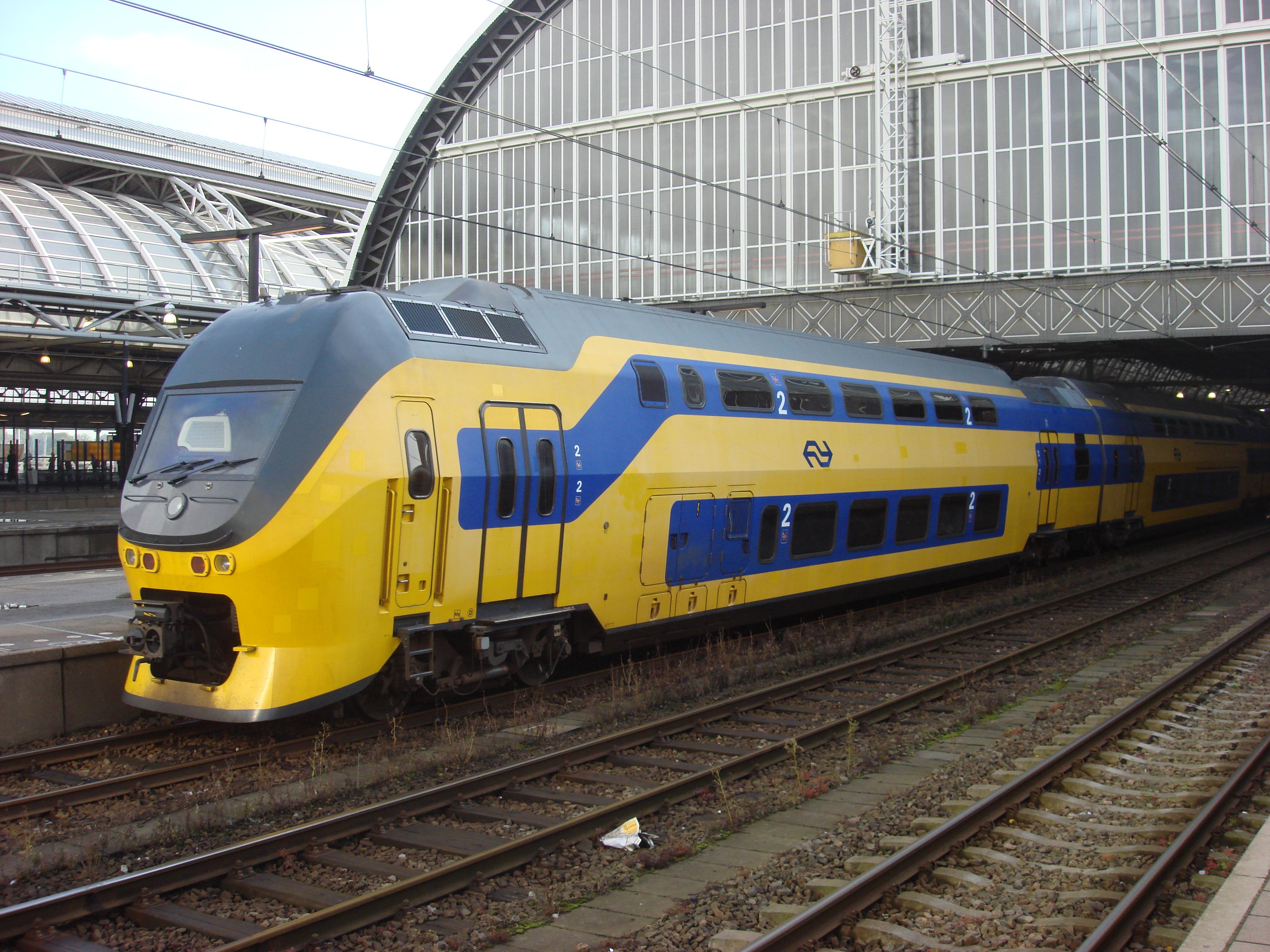 In 2040 tussen negen grote steden elke 10 minuten een trein