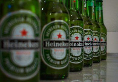 8 procent groei voor Heineken door alcohol vrij bier