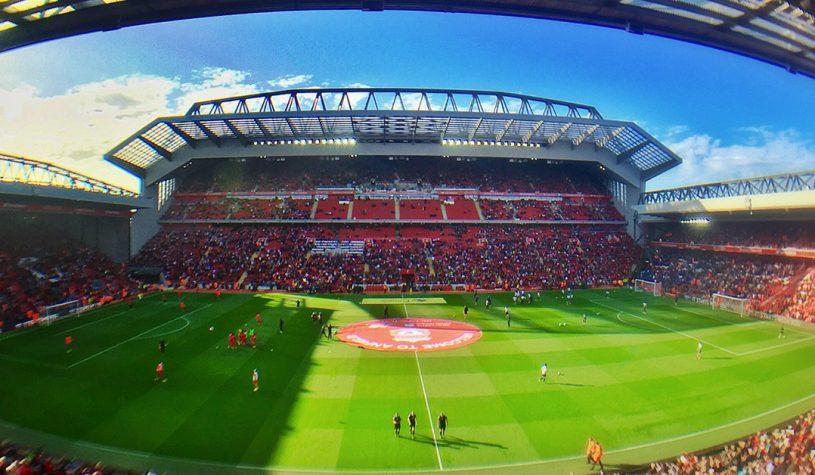 Liverpool Barcelona: onbeschrijfelijk duel