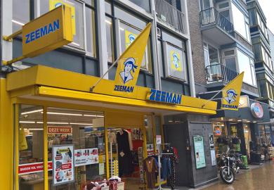 Tientallen nieuwe winkels voor Zeeman