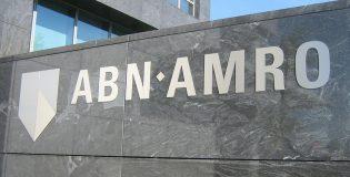 Inval bij ABN AMRO in Frankfurt