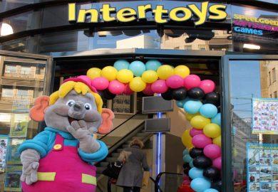 Eigenaar Blokker koopt Intertoys terug