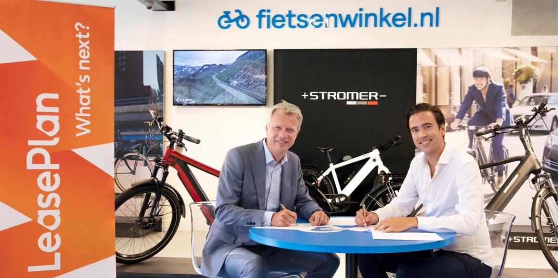 LeasePlan zet vol in op e-bike leasemarkt
