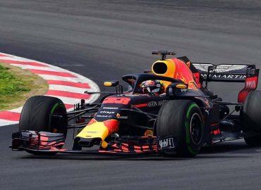 Verstappen verlengt bij Red Bull tot 2023
