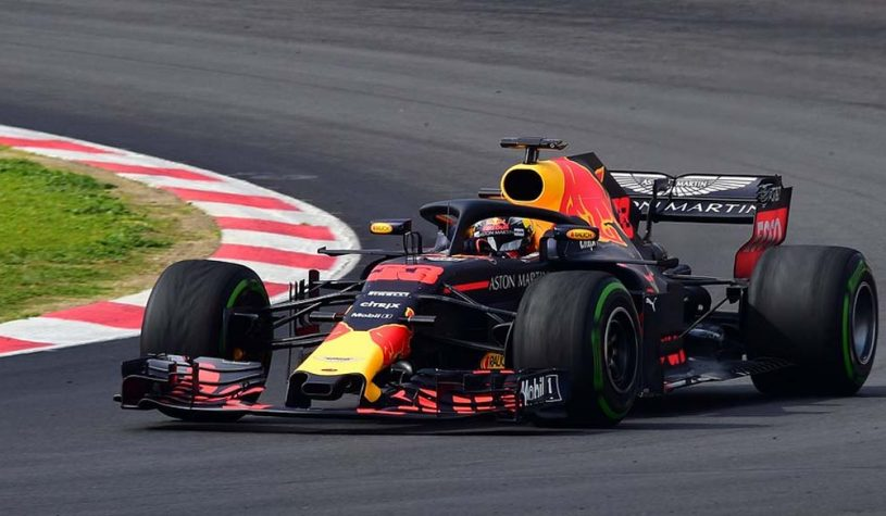 Jos Verstappen ontevreden over Red Bull