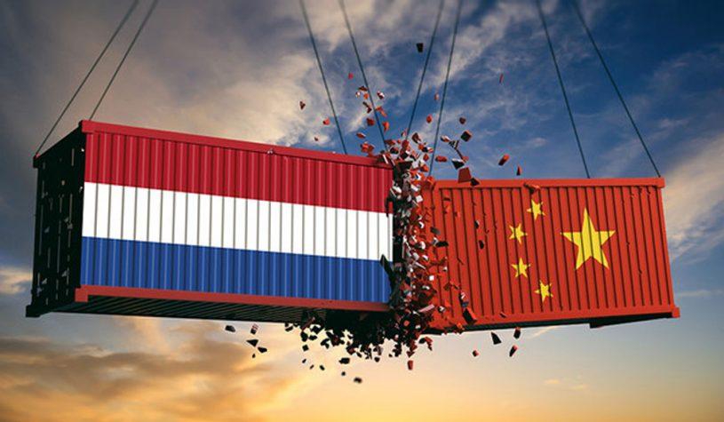 Bijdrage van Chinese bedrijven in Nederland groeit naar 1 miljard euro
