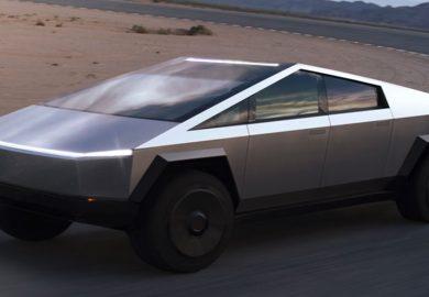 Tesla presenteert eerste elektrische pick-uptruck