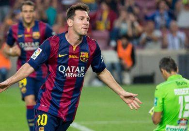 Messi komt niet opdagen bij zitting