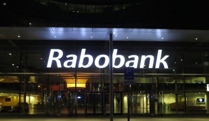 Spaarrente bij Rabobank verlaagt naar 0,01 procent