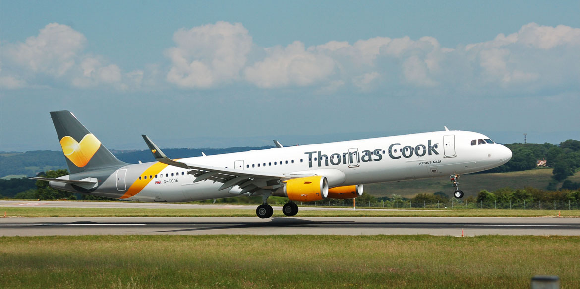 TUI neemt delen van failliet Thomas Cook over