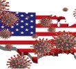 De Verenigde Staten – het epicenter van het Coronavirus