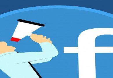 Clash tussen Twitter en Facebook