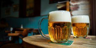 Bierverkoop in horeca verreweg van ''normaal''